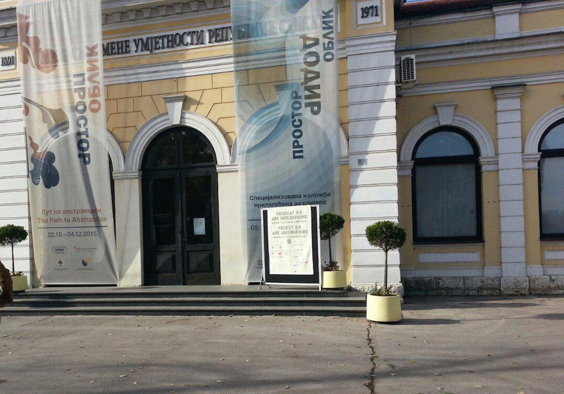 Prezentacija Projekta Bijenale Banja Luka